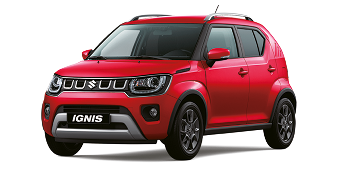 Ignis 1.2  Style Smart Hybrid