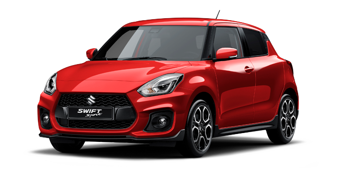Swift 1.4 Boosterjet Smart Hybrid Sport