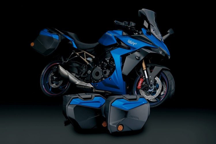 GSX-S1000GT GT pack in YVB