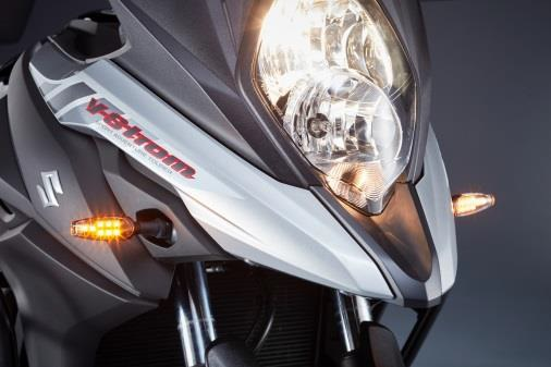 DL650 LED richting aanwijzer set, 4-dlg