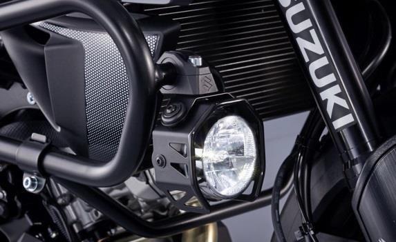 DL1000 LED Mistlamp set L7~ ex. montage