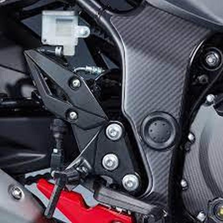 Frame protectie sticker carbon GSX-S750