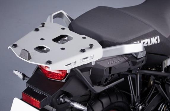 Adapterplaat, tbv topk 55L V-Strom 1000